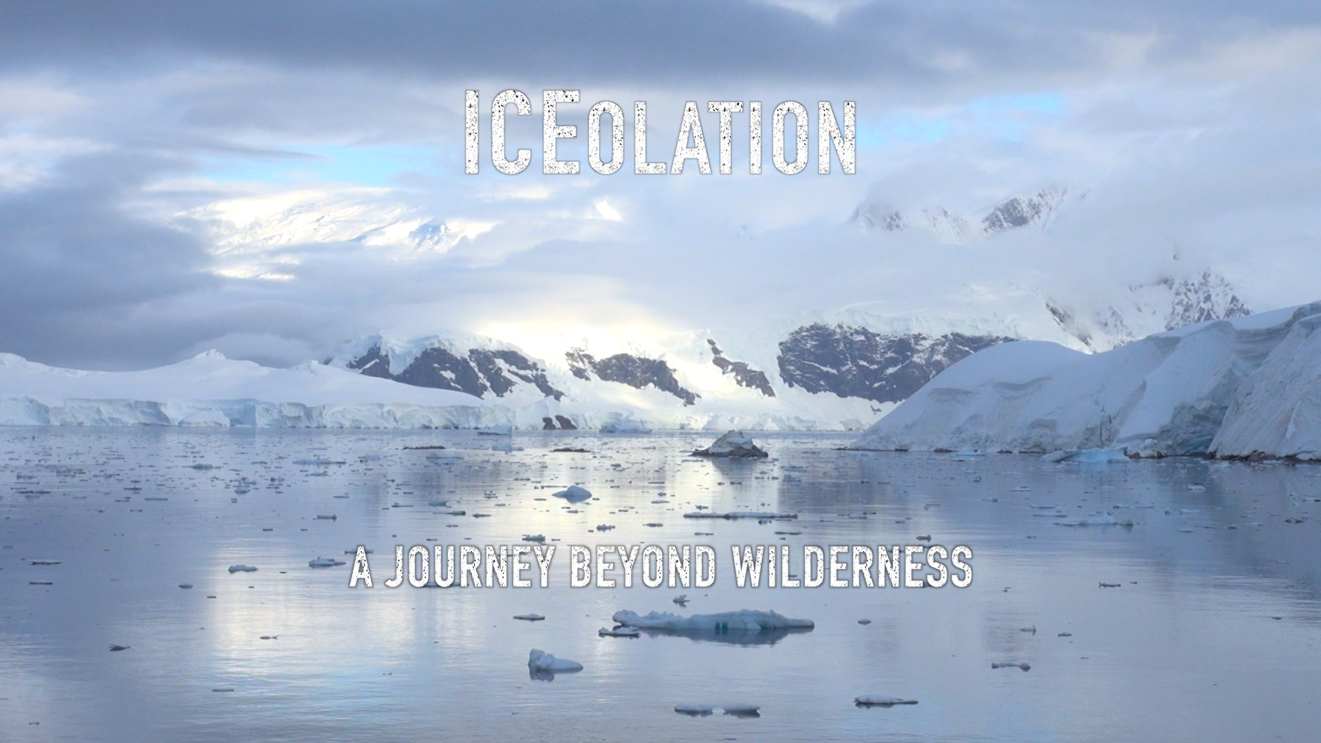 ICEolation Title